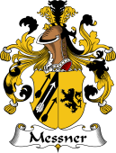 German Coat of Arms for Messner
