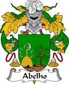 Portuguese Coat of Arms for Abelho