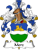 German Coat of Arms for Merz
