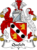 Irish Coat of Arms for Quelch
