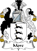 English Coat of Arms for More