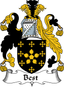 Irish Coat of Arms for Best