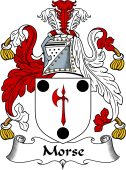 English Coat of Arms for Morse