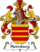 German Coat of Arms for Heimburg