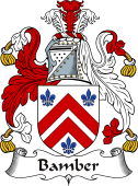 Irish Coat of Arms for Bamber