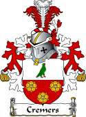 Dutch Coat of Arms for Cremers.wmf