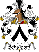 German Coat of Arms for Schaldorf