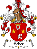 German Coat of Arms for Heber