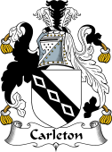 Irish Coat of Arms for Carleton