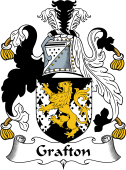 English Coat of Arms for Grafton