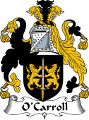 Irish Coat of Arms for O'Carroll