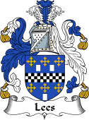 Irish Coat of Arms for Lees or MacAleese