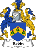 English Coat of Arms for Robin