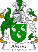 Irish Coat of Arms for Aherne