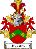 Dutch Coat of Arms for Dykstra.wmf
