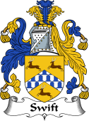 Irish Coat of Arms for Swift