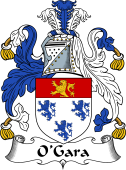 Irish Coat of Arms for O'Gara