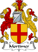 English Coat of Arms for Mortimer