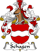 German Coat of Arms for Schagen