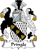Irish Coat of Arms for Pringle
