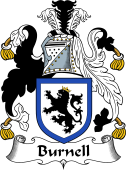 English Coat of Arms for Burnell