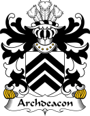 Welsh Coat of Arms for Archdeacon