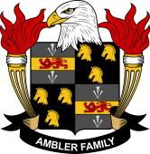 American Coat of Arms for Ambler
