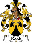 German Coat of Arms for Raab