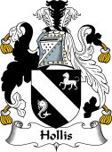English Coat of Arms for Hollis
