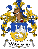 German Coat of Arms for Widmann