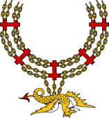 Dragon Overthrown-Collar (Hungary)