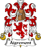 Coat of Arms from France for Aigremont