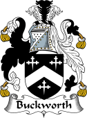 English Coat of Arms for Buckworth