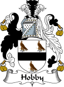English Coat of Arms for Hobby
