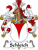 German Wappen Coat of Arms for Schleich