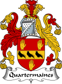 Irish Coat of Arms for Quartermaines