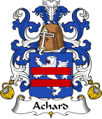 Coat of Arms from France for Achard