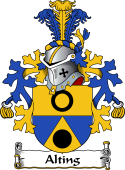 Dutch Coat of Arms for Alting