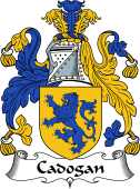 Irish Coat of Arms for Cadogan