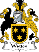 English Coat of Arms for Wigton