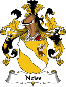 German Coat of Arms for Neiss