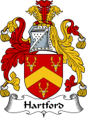 English Coat of Arms for Hartford
