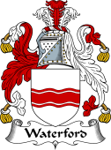English Coat of Arms for Waterford
