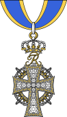 Danebrog Grand Cross-Badge (Denmark)