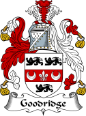 English Coat of Arms for Goodridge