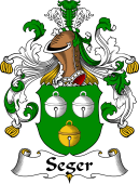 German Coat of Arms for Seger