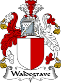 English Coat of Arms for Waldegrave