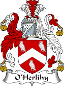 Irish Coat of Arms for O'Herlihy