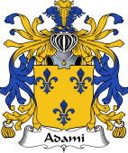 Italian Coat of Arms for Adami